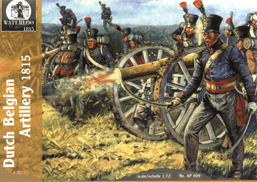 dutch belgian artillery