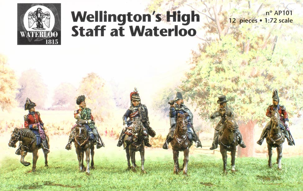 FOX HUNTING 1815 WELLINGTON STAFF BEFORE THE WATERLOO BATTLE