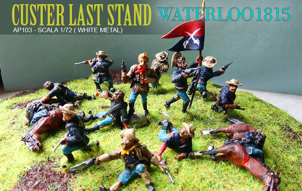 CUSTER - LAST STAND