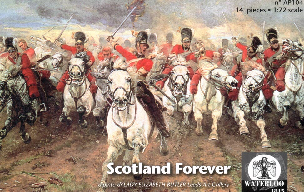 SCOTLAND FOREVER Royal Scots Greys